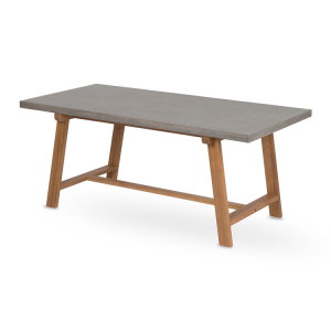 @home are selling these dining tables at the moment with concrete tops