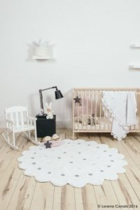 Great washable rugs for kids rooms and nurseries in all shapes, patterns and colours
