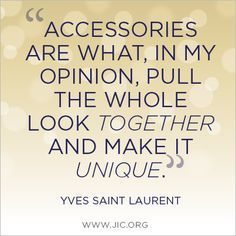 YSL saying it best!